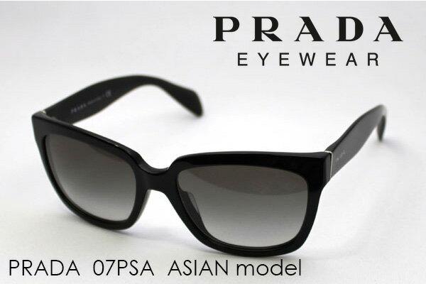 【PRADA】 プラダ サングラス DEAL PR07PSA 1AB0A7 レディース フォックス