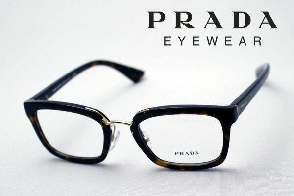 【PRADA】 プラダ メガネ PR09SV 2AU1O1 伊達メガネ 度付き ブルーライト ブルーライトカット 眼鏡 DEAL シネマ CINEMA CATWALK スクエア