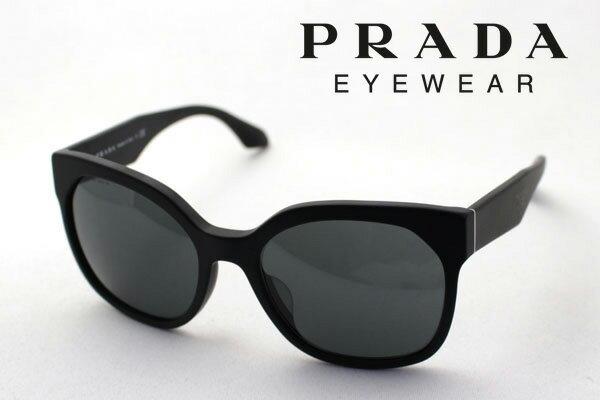 【PRADA】 プラダ サングラス PR10RSF 1BO1A1 PRADA ヴォイス レディース ウェリントン