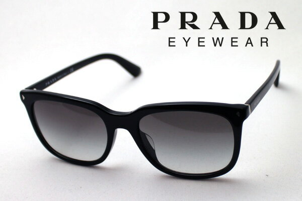 【PRADA】 プラダ サングラス PR12RSF 1AB0A7 レディース ウェリントン