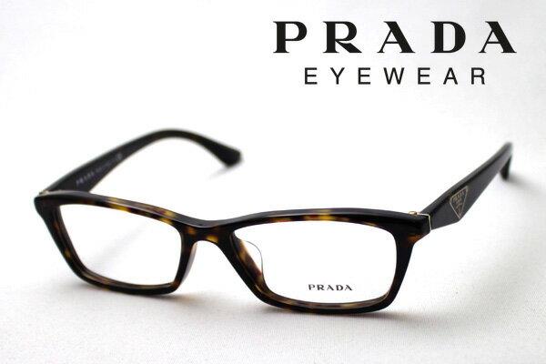 今夜23時59分終了 ほぼ全品ポイント15〜20倍+5倍+3倍のトリプルチャンス 【PRADA】 プラダ メガネ PR20RV 2AU1O1 伊達メガネ 度付き ブルーライト ブルーライトカット 眼鏡 DEAL スクエア