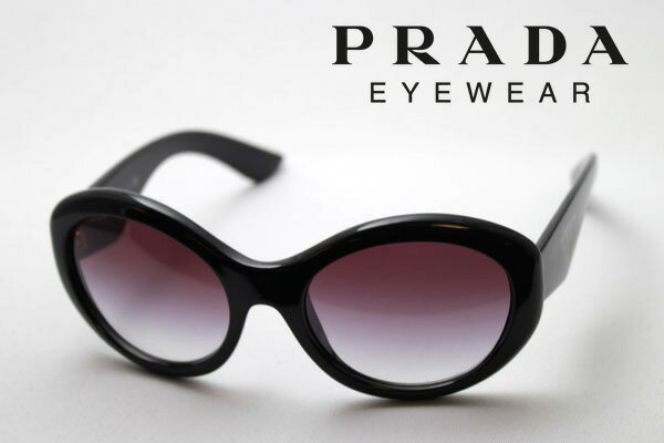 【PRADA】 プラダ サングラス DEAL PR30PS 1AB4V1 レディース シェイプ
