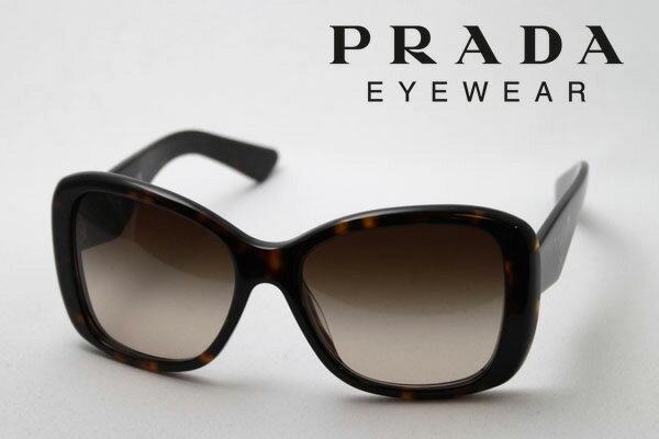 【PRADA】 プラダ サングラス PR32PS 2AU6S1 レディース シェイプ