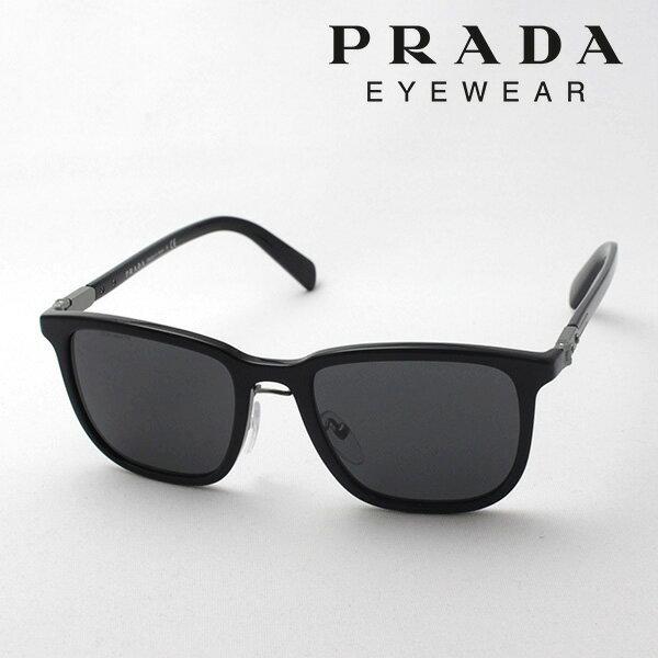 【PRADA】 プラダ サングラス PR02TS 1AB0A7 レダックス REDUX メンズ Made In Italy シェイプ