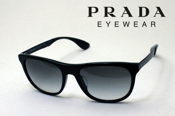 【PRADA】 プラダ サングラス PR04SSF 1AB0A7 メンズ シェイプ