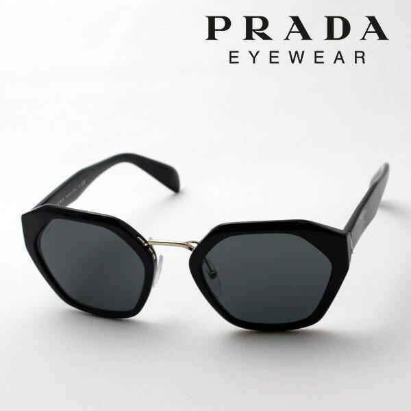 【PRADA】 プラダ サングラス NewModel PR04TS 1AB1A1 レディース ラウンド