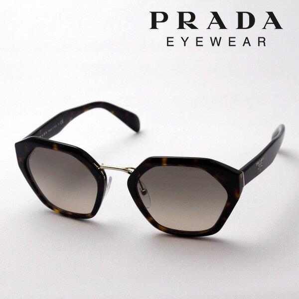 【PRADA】 プラダ サングラス NewModel PR04TS 2AU3D0 レディース ラウンド