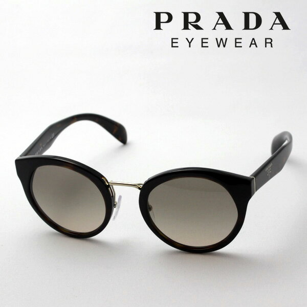 【PRADA】 プラダ サングラス PR05TS 2AU3D0 サングラス 丸 レディース ラウンド
