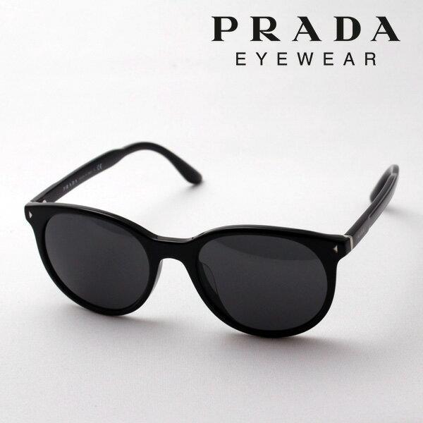 大ヒットモデル 【プラダ サングラス 正規販売店】 PRADA PR06TSF 1AB5S0 メンズ シェイプ