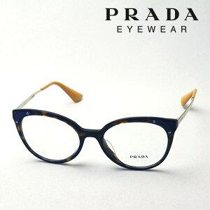 NewModel 【プラダ メガネ正規販売店】 Made In Italy PRADA PR12UVF 2AU1O1 伊達メガネ 度付き ブルーライト カット 眼鏡 シネマ CINEMA CATWALK ボストン