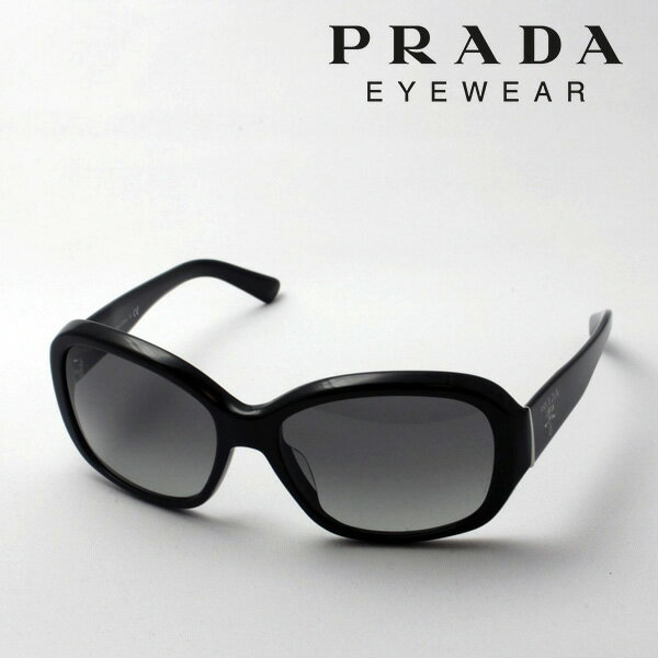 【PRADA】 プラダ サングラス PR31NSA 1AB3M1 レディース シェイプ