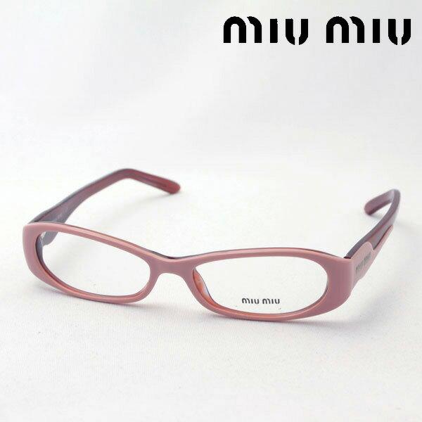 SALE特価 3月25日(月)今夜23時59分終了 ほぼ全品ポイント16倍+5倍 【ミュウミュウ メガネ 正規販売店】 miumiu MU14FV 7US1O1 伊達メガネ 度付き ブルーライト カット 眼鏡 ケースなし オーバル