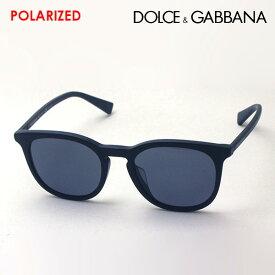 【ドルチェ&ガッバーナ サングラス 偏光 正規販売店】 DOLCE&GABBANA DG4372F 193481 ドルガバ Made In Italy ボストン ブラック系