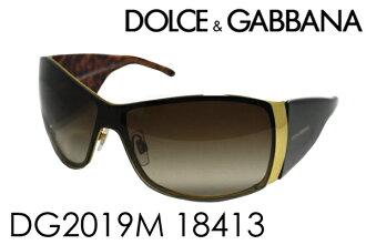 DOLCE &GABBANA Dolce & Gabbana sunglasses DG2019M18413 glassmania sunglasses