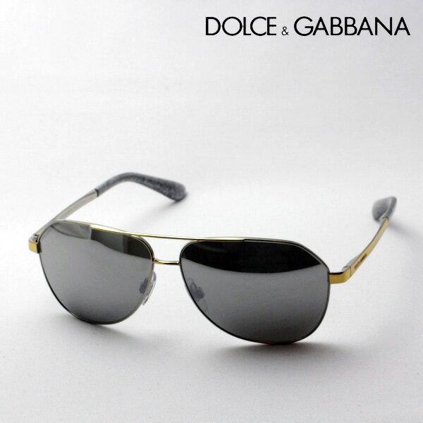 【 DOLCE&GABBANA】 ドルチェ&ガッバーナ サングラス DG2144 13076G ドルガバ ティアドロップ