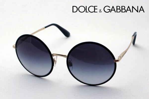 【 DOLCE&GABBANA】 ドルチェ&ガッバーナ サングラス DG2155 12968G ドルガバ ラウンド