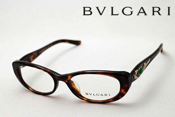 【BVLGARI】 ブルガリ メガネ BV4057BA 851 伊達メガネ 度付き ブルーライト ブルーライトカット 眼鏡 フォックス
