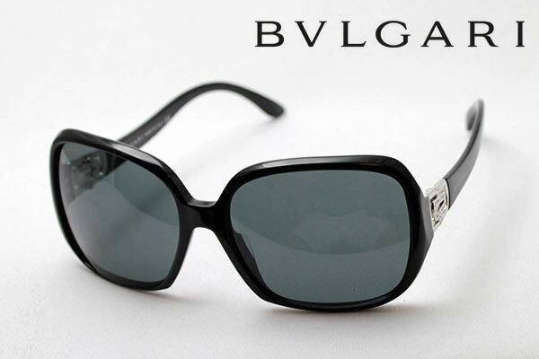 【BVLGARI】 ブルガリ サングラス DEAL BV8020BA 50187 シェイプ