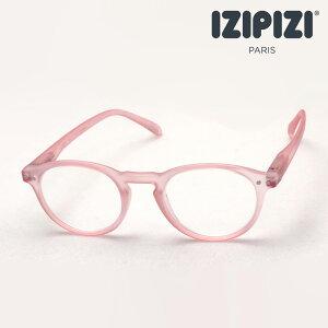【イジピジ 正規販売店】 IZIPIZI 老眼鏡 リーディンググラス シニアグラス SC LMS #Aモデル C134 女性 男性 おしゃれ ボストン ピンク系
