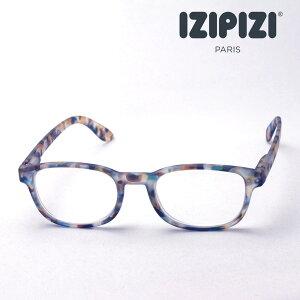 【イジピジ 正規販売店】 IZIPIZI 老眼鏡 リーディンググラス シニアグラス SC LMS #Bモデル C18-BA 女性 男性 おしゃれ シェイプ