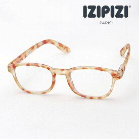 【イジピジ 正規販売店】 IZIPIZI 老眼鏡 リーディンググラス シニアグラス SC LMS #Bモデル C24-BG 女性 男性 おしゃれ シェイプ