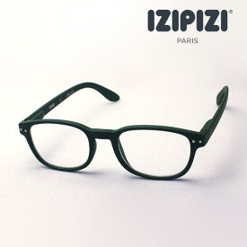 【イジピジ 正規販売店】 IZIPIZI 老眼鏡 リーディンググラス シニアグラス SC LMS #Bモデル C25 女性 男性 おしゃれ スクエア グリーン系