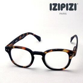 【イジピジ 正規販売店】 IZIPIZI 老眼鏡 リーディンググラス シニアグラス SC LMS #Cモデル C02 女性 男性 おしゃれ シェイプ