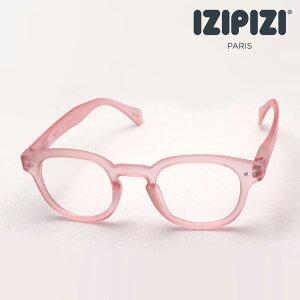 【イジピジ 正規販売店】 IZIPIZI 老眼鏡 リーディンググラス シニアグラス SC LMS #Cモデル C134 女性 男性 おしゃれ ボストン ピンク系