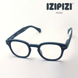 【イジピジ 正規販売店】 IZIPIZI 老眼鏡 リーディンググラス シニアグラス SC LMS #Cモデル C27 女性 男性 おしゃれ ボストン グレー系