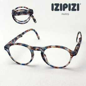 【イジピジ 正規販売店】 IZIPIZI 老眼鏡 リーディンググラス 折りたたみ シニアグラス SC LMS #Fモデル C18 女性 男性 おしゃれ ボストン