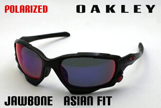 04-203 J Oakley Polarized Sunglasses jawbone Asian fit JAWBONE OAKLEY ASIAN FIT SPORT black series ladies ' men's uv cut glma