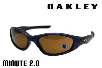 要点最大26倍奥克利太阳眼镜04-517 minittsu 2.0 MINUTE