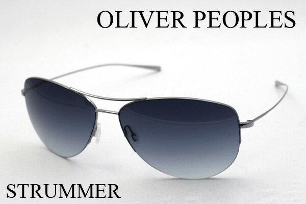 【OLIVER PEOPLES】 オリバーピープルズ サングラス OV1004-S 503111 STRUMMER ティアドロップ ティアドロップ