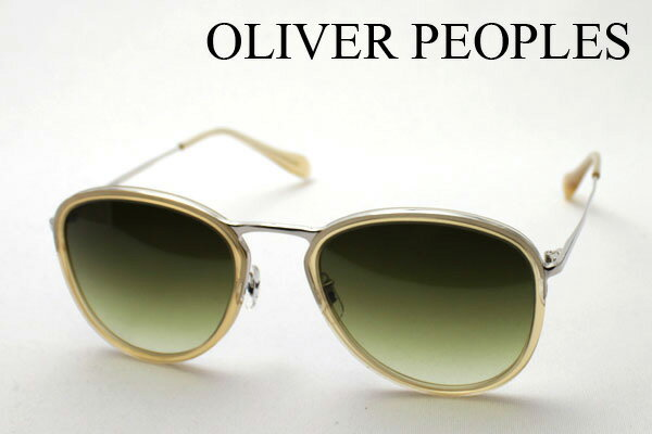 【OLIVER PEOPLES】 オリバーピープルズ サングラス DEAL OV1099-ST 50368E J GOLD シェイプ