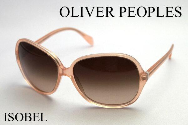 【OLIVER PEOPLES】 オリバーピープルズ サングラス DEAL OV5110-S 1085/13 ISOBEL シェイプ
