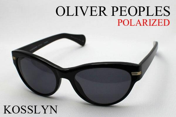 【OLIVER PEOPLES】 オリバーピープルズ 偏光サングラス DEAL OV5199-S 100581 KOSSLYN シェイプ