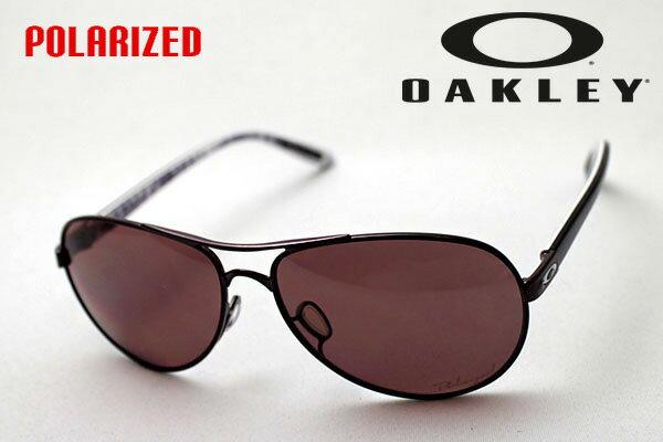 【OAKLEY】 オークリー 偏光サングラス oo4079-10 フィードバック FEEDBACK ティアドロップ ティアドロップ