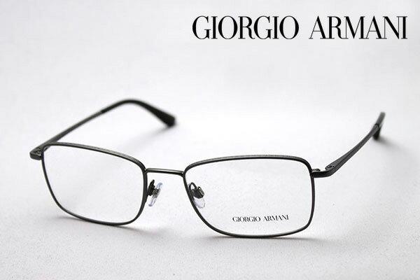 【 GIORGIO ARMANI】 ジョルジオアルマーニ メガネ AR5011 3003 伊達メガネ 度付き ブルーライト ブルーライトカット 眼鏡 ジョルジオ アルマーニ スクエア