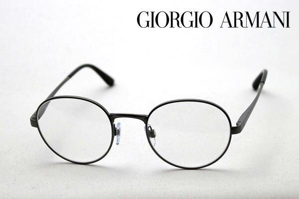 【GIORGIO ARMANI】 ジョルジオアルマーニ メガネ AR5026 3003 伊達メガネ 度付き ブルーライト ブルーライトカット 眼鏡 DEAL 丸メガネ ジョルジオ アルマーニ ラウンド