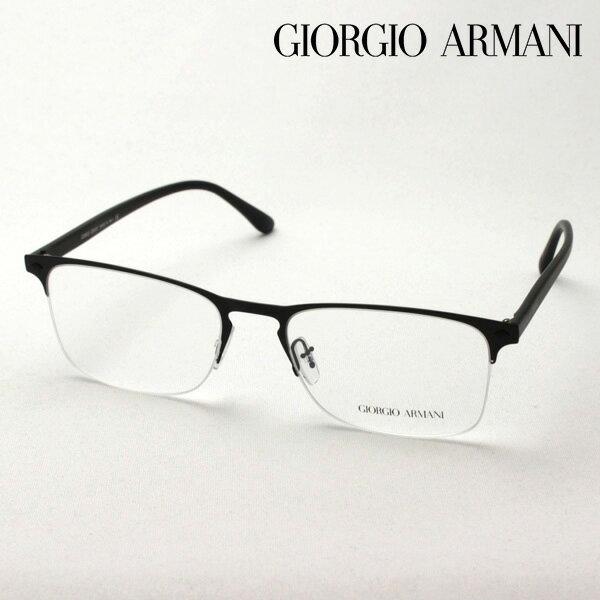 【GIORGIO ARMANI】 ジョルジオアルマーニ メガネ AR5075 3192 伊達メガネ 度付き ブルーライト ブルーライトカット 眼鏡 ジョルジオ アルマーニ