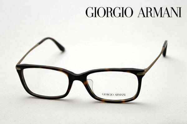 【 GIORGIO ARMANI】 ジョルジオアルマーニ メガネ AR7018D 5002 伊達メガネ 度付き ブルーライト ブルーライトカット 眼鏡 DEAL ジョルジオ アルマーニ ウェリントン