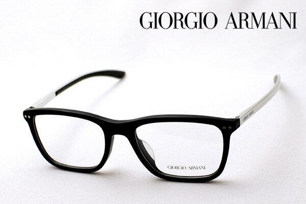 【 GIORGIO ARMANI】 ジョルジオアルマーニ メガネ AR7064QF 5042 伊達メガネ 度付き ブルーライト ブルーライトカット 眼鏡 DEAL ジョルジオ アルマーニ スクエア
