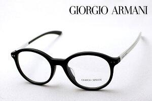 おすすめ価格 【ジョルジオアルマーニ メガネ 正規販売店】 GIORGIO ARMANI AR7065QF 5042 伊達メガネ 度付き 眼鏡 丸メガネ ジョルジオ アルマーニ ボストン