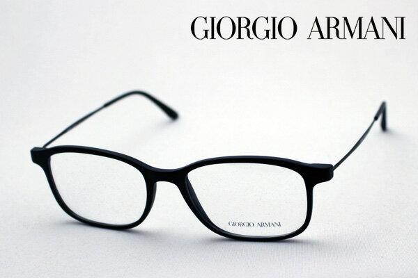 【 GIORGIO ARMANI】 ジョルジオアルマーニ メガネ AR7072 5042 伊達メガネ 度付き ブルーライト ブルーライトカット 眼鏡 DEAL ジョルジオ アルマーニ スクエア