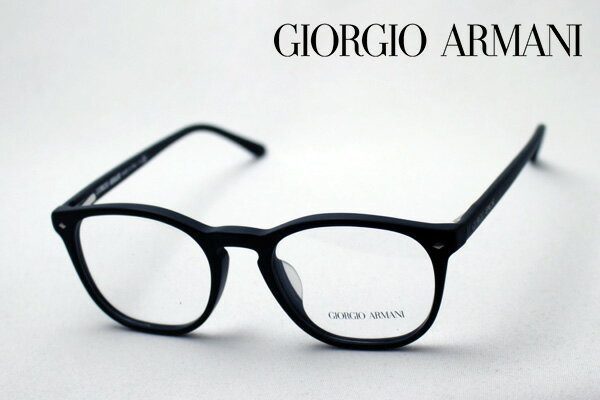 年中無休 18時注文までは全国翌日お届け 【GIORGIO ARMANI】 ジョルジオアルマーニ メガネ AR7074F 5042 伊達メガネ 度付き ブルーライト ブルーライトカット 眼鏡 DEAL 丸メガネ ジョルジオ アルマーニ