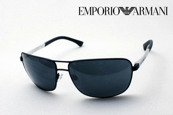 【EMPORIO ARMANI】 エンポリオアルマーニ サングラス EA2033 309487 エンポリオ アルマーニ NewModel ティアドロップ