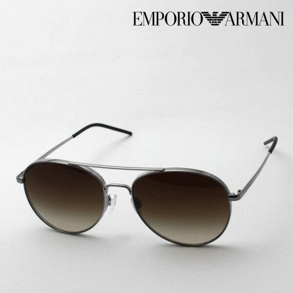【EMPORIO ARMANI】 エンポリオアルマーニ サングラス EA2040 301013 エンポリオ アルマーニ ラウンド