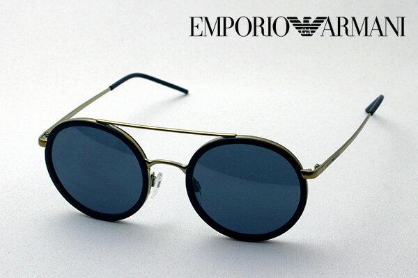 【EMPORIO ARMANI】 エンポリオアルマーニ サングラス EA2041 300287 サングラス 丸 エンポリオ アルマーニ