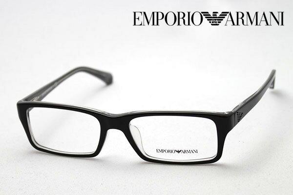 【EMPORIO ARMANI】 エンポリオアルマーニ メガネ EA3003F 5055 メガネ 伊達メガネ 度付き ブルーライト ブルーライトカット 眼鏡 エンポリオ アルマーニ スクエア