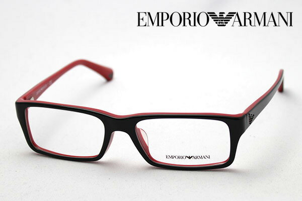 本日の朝9時59分終了 ほぼ全品ポイント15〜20倍+5倍 【EMPORIO ARMANI】 エンポリオアルマーニ メガネ EA3003F 5061 メガネ 伊達メガネ 度付き ブルーライト ブルーライトカット 眼鏡 DEAL エンポリオ アルマーニ スクエア
